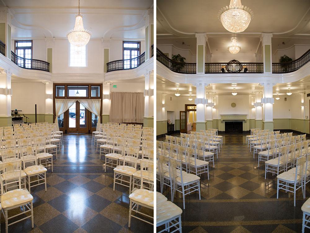 venue GLAM MONTE CRISTO BALLROOM WEDDING | EVERETT WEDDING PHOTOGRAPHER