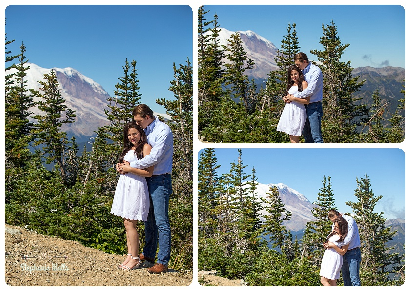 2015 12 16 0011 Crystal Mountain Resort Engagement  | Enumclaw Engagement Photographer