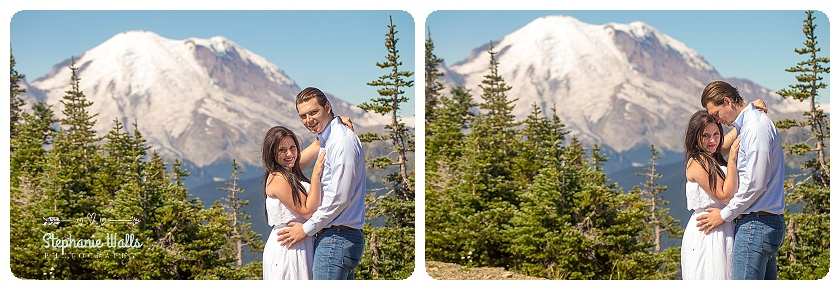 2015 12 16 0022 Crystal Mountain Resort Engagement  | Enumclaw Engagement Photographer