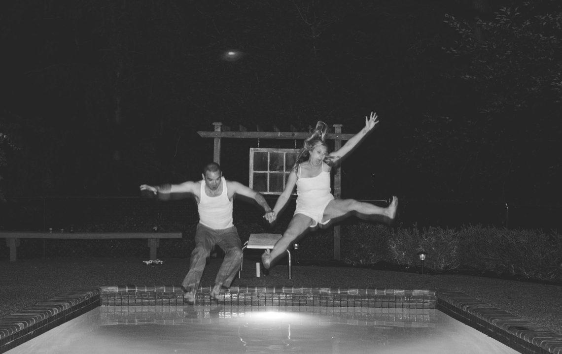 Cruz Pool 4 WOODINVILLE BACKYARD POOL WEDDING | WOODINVILLE WEDDING PHOTOGRAPHER