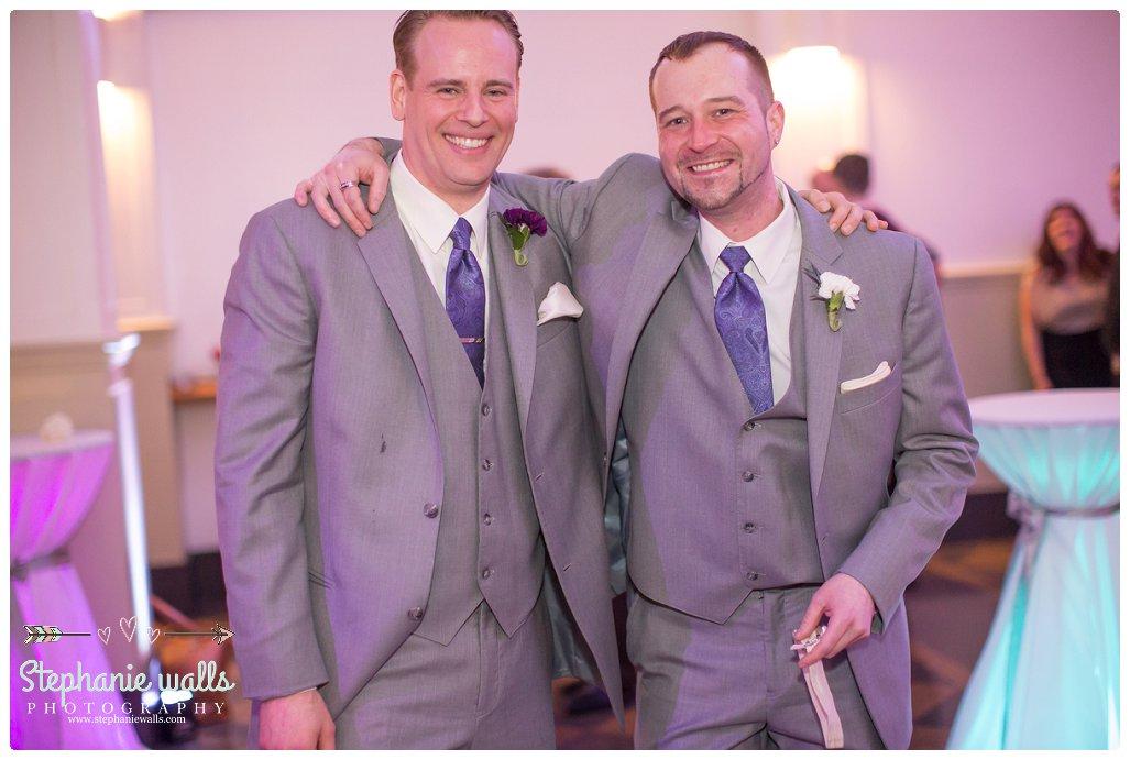 2016 02 16 0074 1 Purple Glam | Monte Cristo Ballroom Wedding Everett, Washington