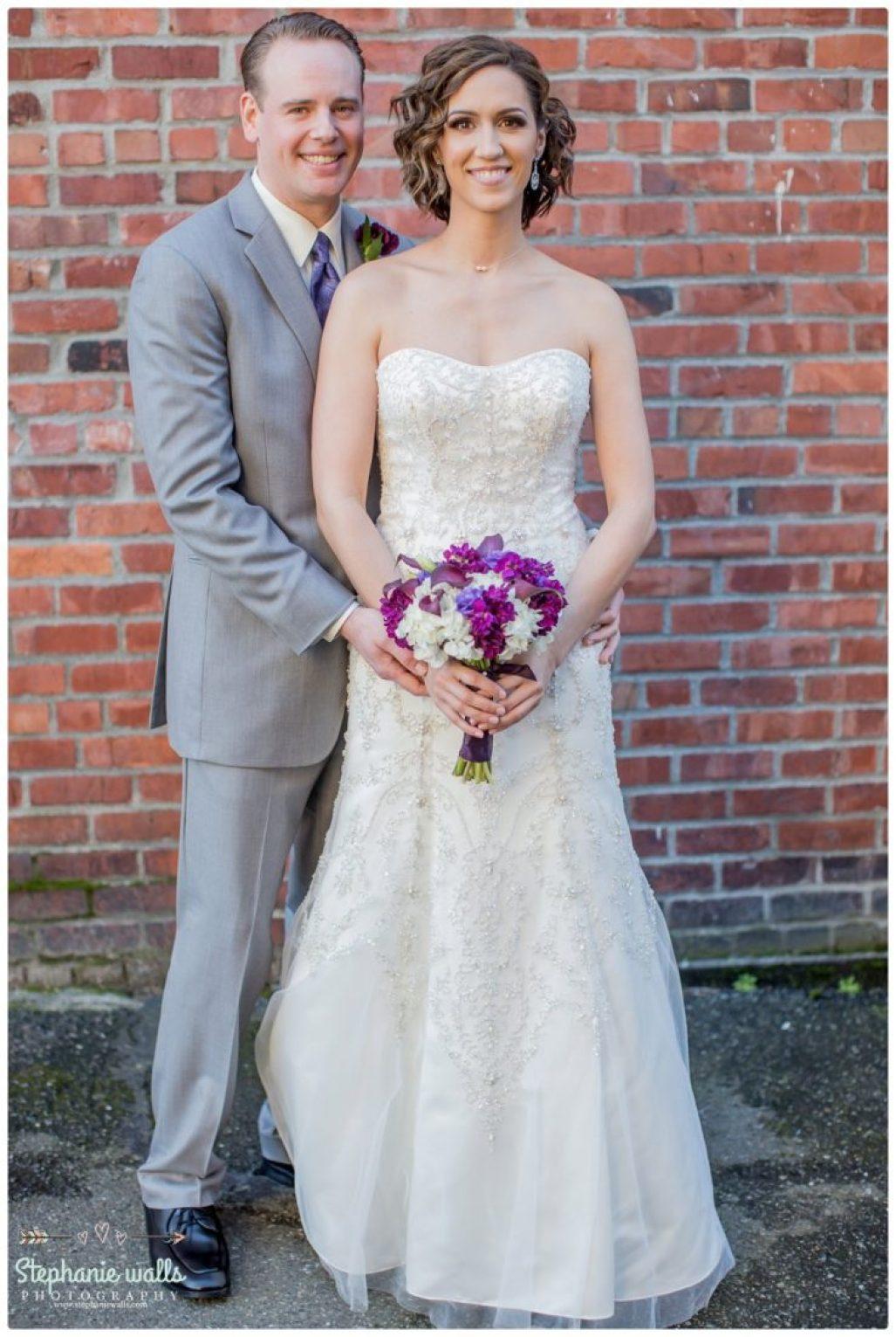 2016 02 16 0091 Purple Glam | Monte Cristo Ballroom Wedding Everett, Washington