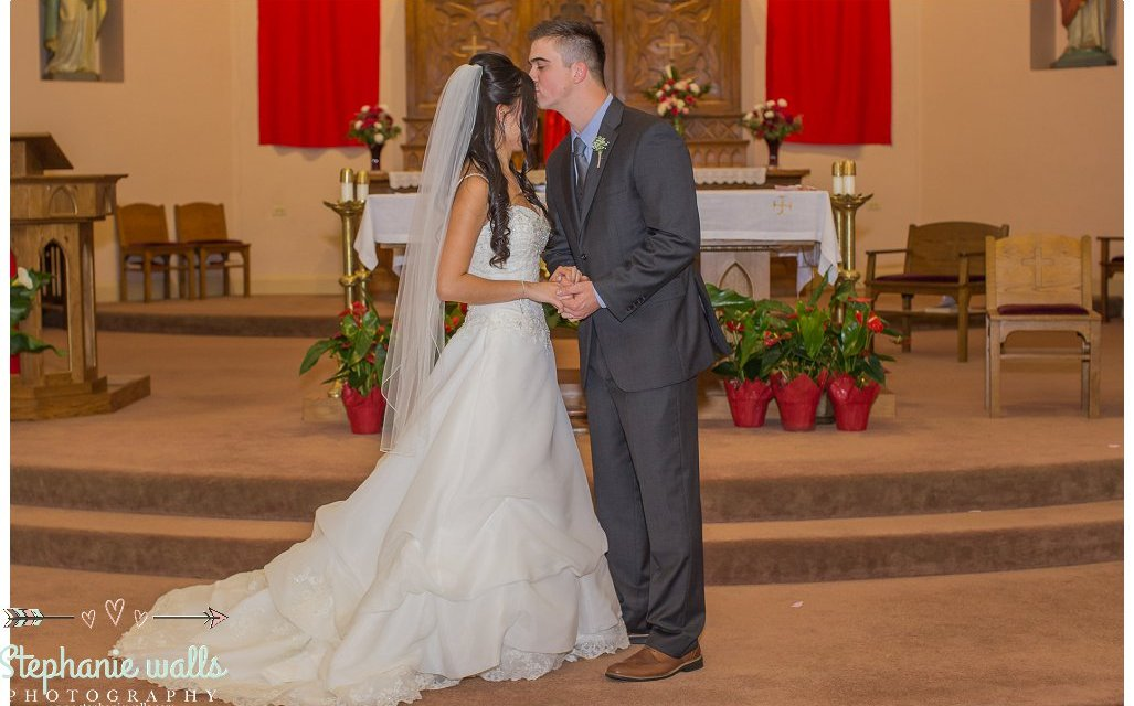 everett church ceremony