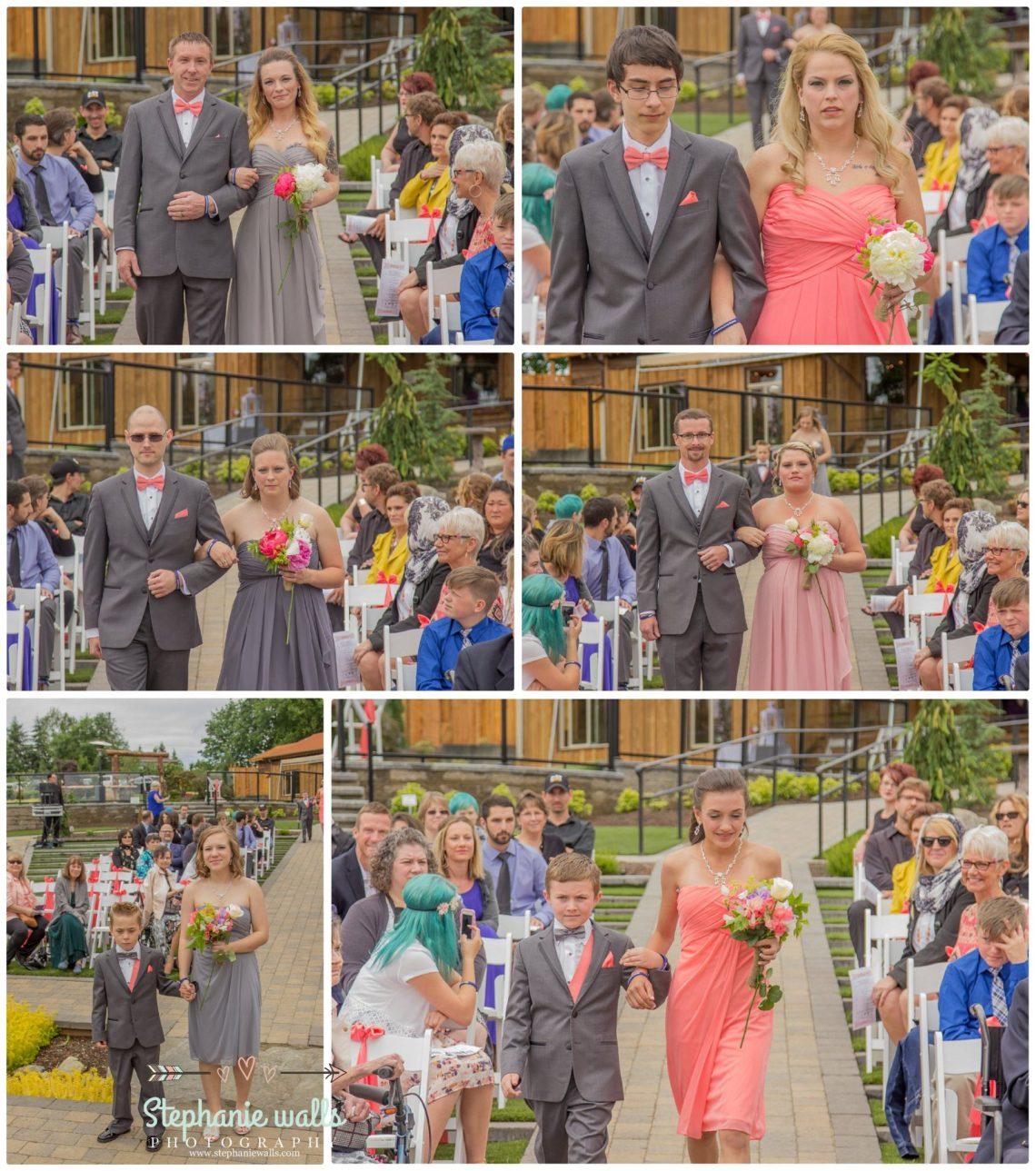 Baker Wedding 29 1 Blending Beats Together | Olympic View Estates Snohomish WA
