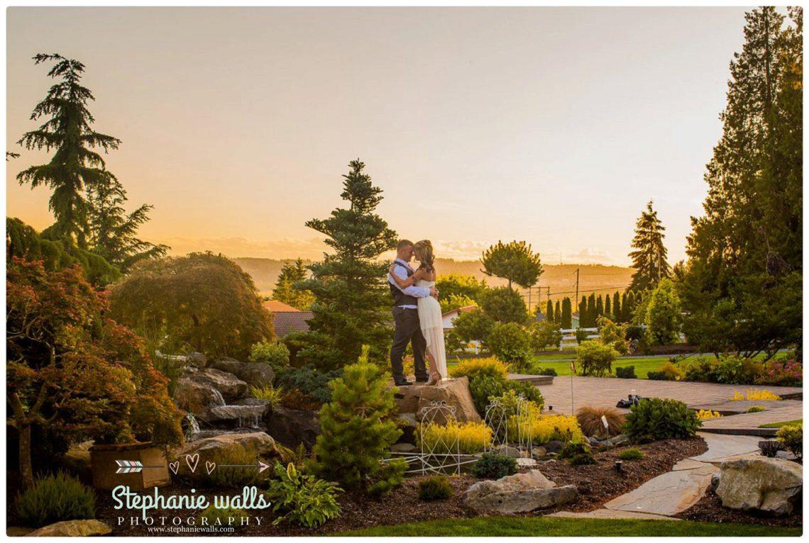 Baker Wedding 45 3 Blending Beats Together | Olympic View Estates Snohomish WA