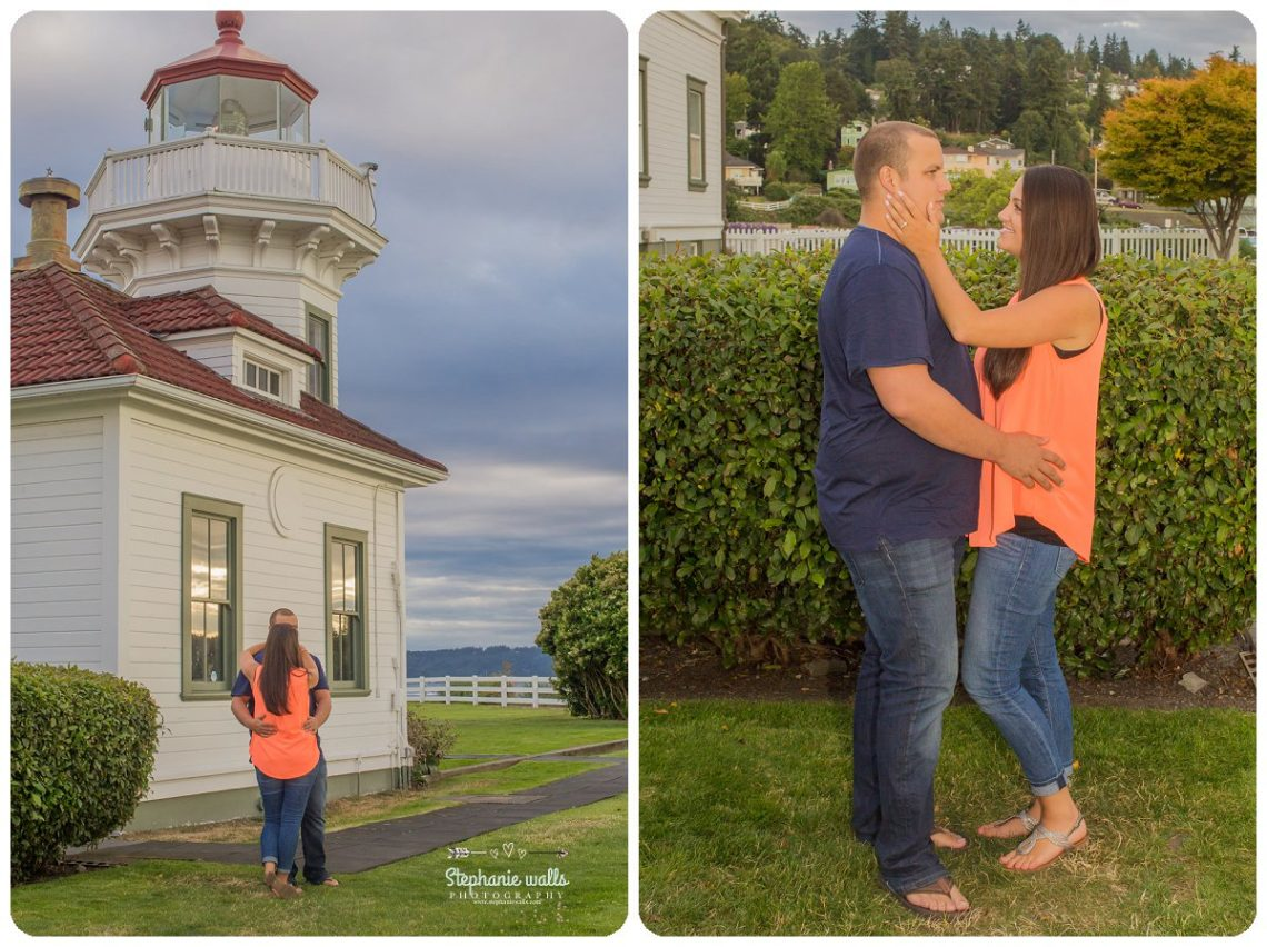 2017 01 06 1203 Our Love Destination | lighthouse park engagement session Mukilteo, Wa