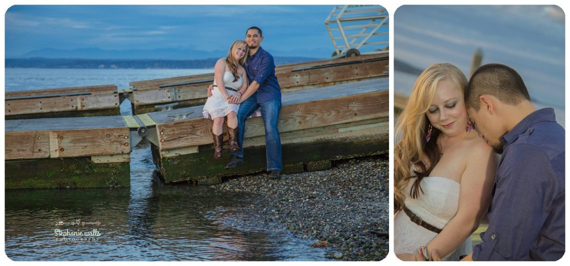 2017 01 20 0099 Sunset Engagement | Mukilteo Lighthouse Engagement Session