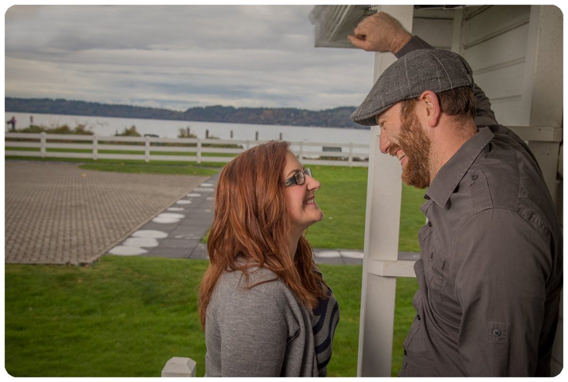 2017 02 06 0009 Sailing our love through blue skys | Mukilteo Lighthouse Engagement Session
