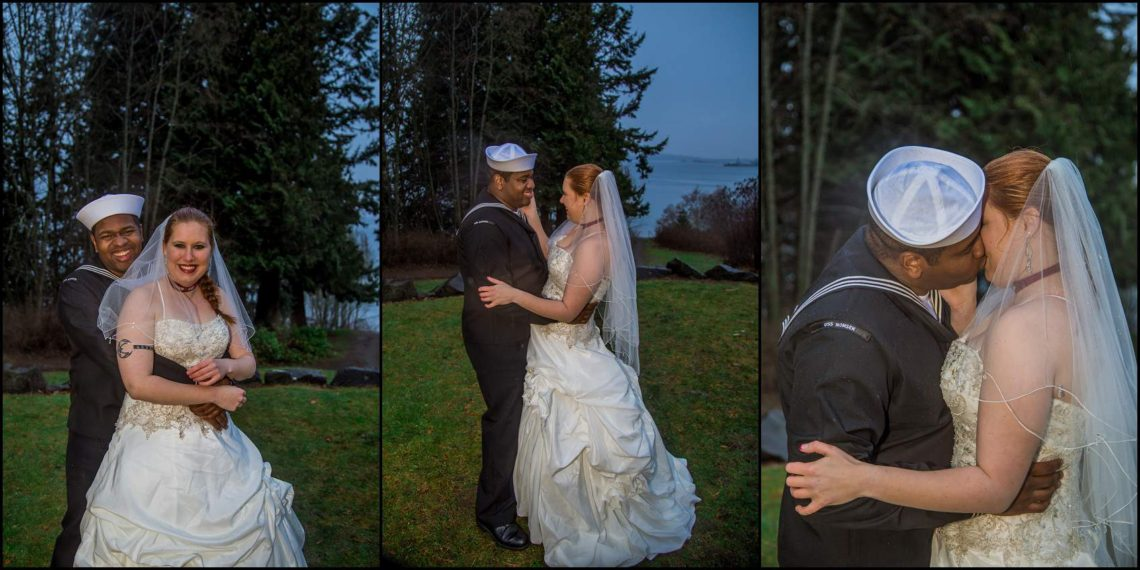LOVE HAS SET SAIL | EVERETT HOWARTH PARK ELOPEMENT | EVERETT, WASHINGTON