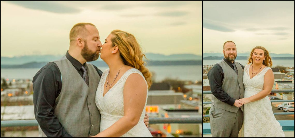 Buck 37 Elopement Sunrises together with Janelle and Brian
