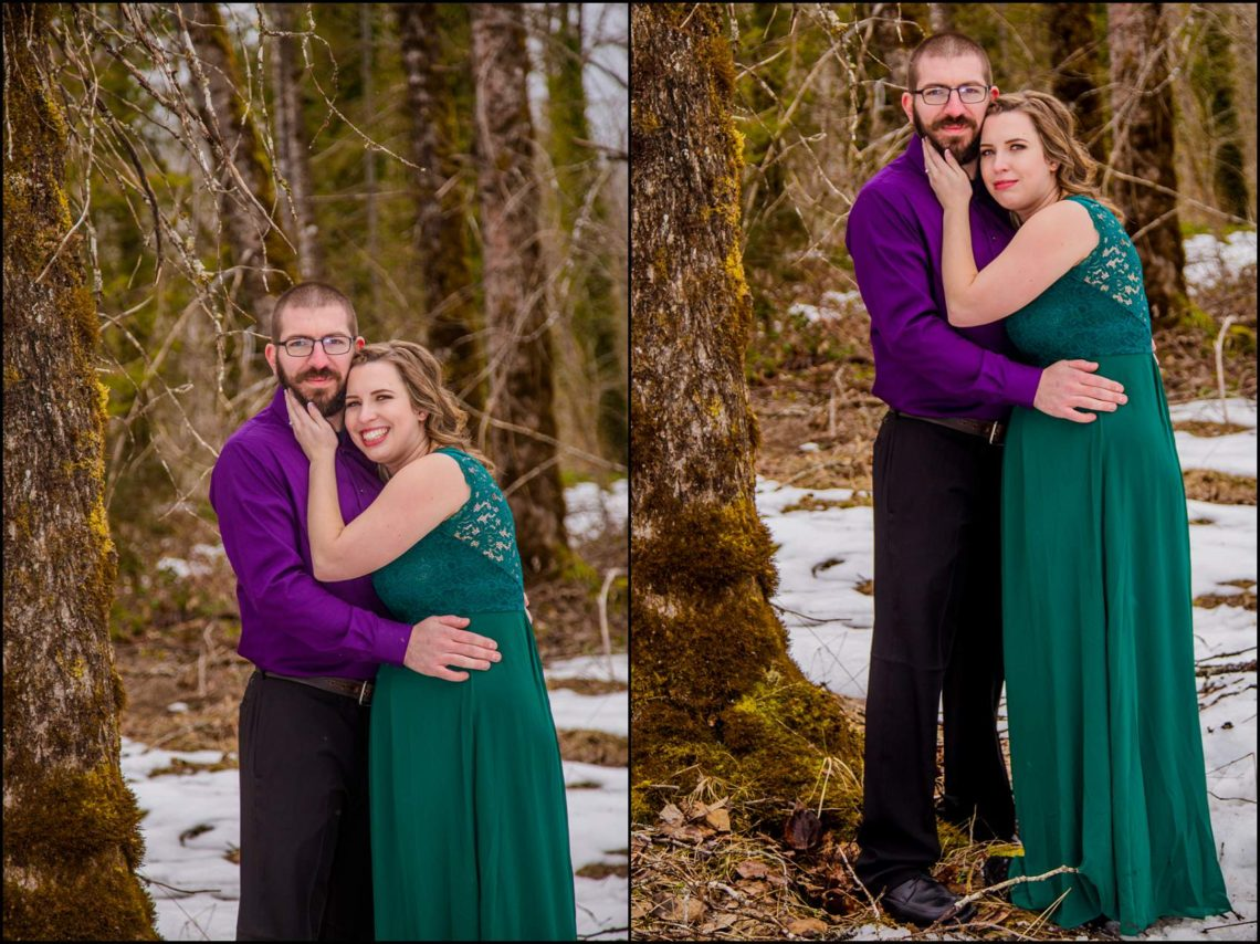Lauren Hovig 117 1 I LOVE YOU I KNOW | MONEY CREEK ENGAGEMENT SESSION | SKYKOMISH, WA