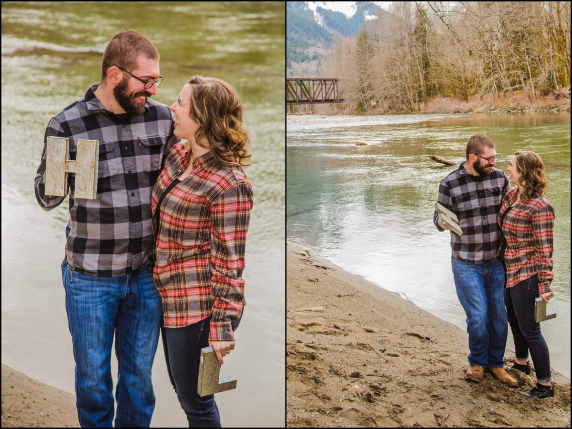 Lauren Hovig 65 I LOVE YOU I KNOW | MONEY CREEK ENGAGEMENT SESSION | SKYKOMISH, WA