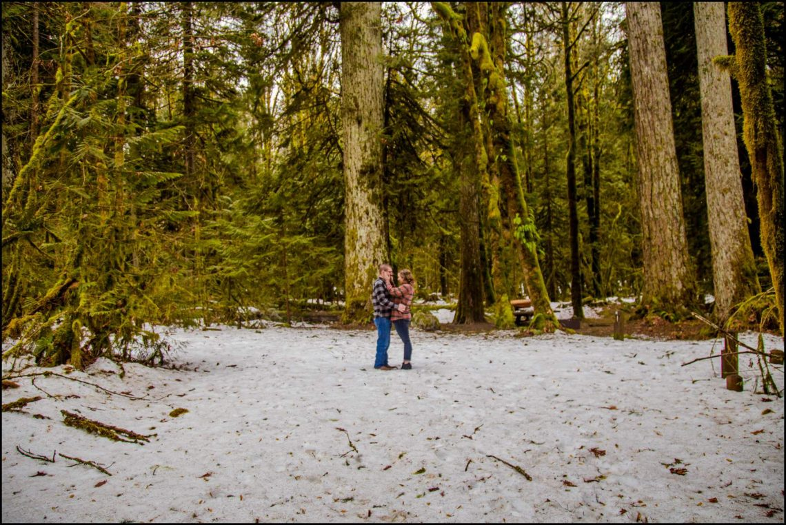 Lauren Hovig 7 I LOVE YOU I KNOW | MONEY CREEK ENGAGEMENT SESSION | SKYKOMISH, WA