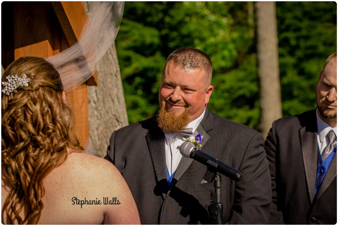 McCaslin Wedding146 Blue Skys ahead | Natures Connection Place | Arlington Wedding Photographer