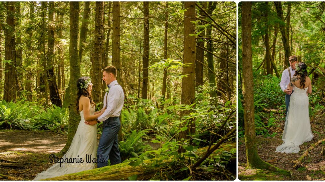 INTIMATE CLIFFSIDE ELOPEMENT | CAPE FLATTERY NEAH BAY | STEPHANIE WALLS PHOTOGRAPHY