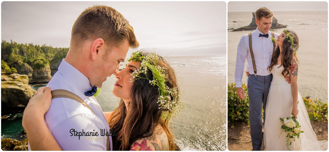 belfour 222 INTIMATE CLIFFSIDE ELOPEMENT | CAPE FLATTERY NEAH BAY | STEPHANIE WALLS PHOTOGRAPHY