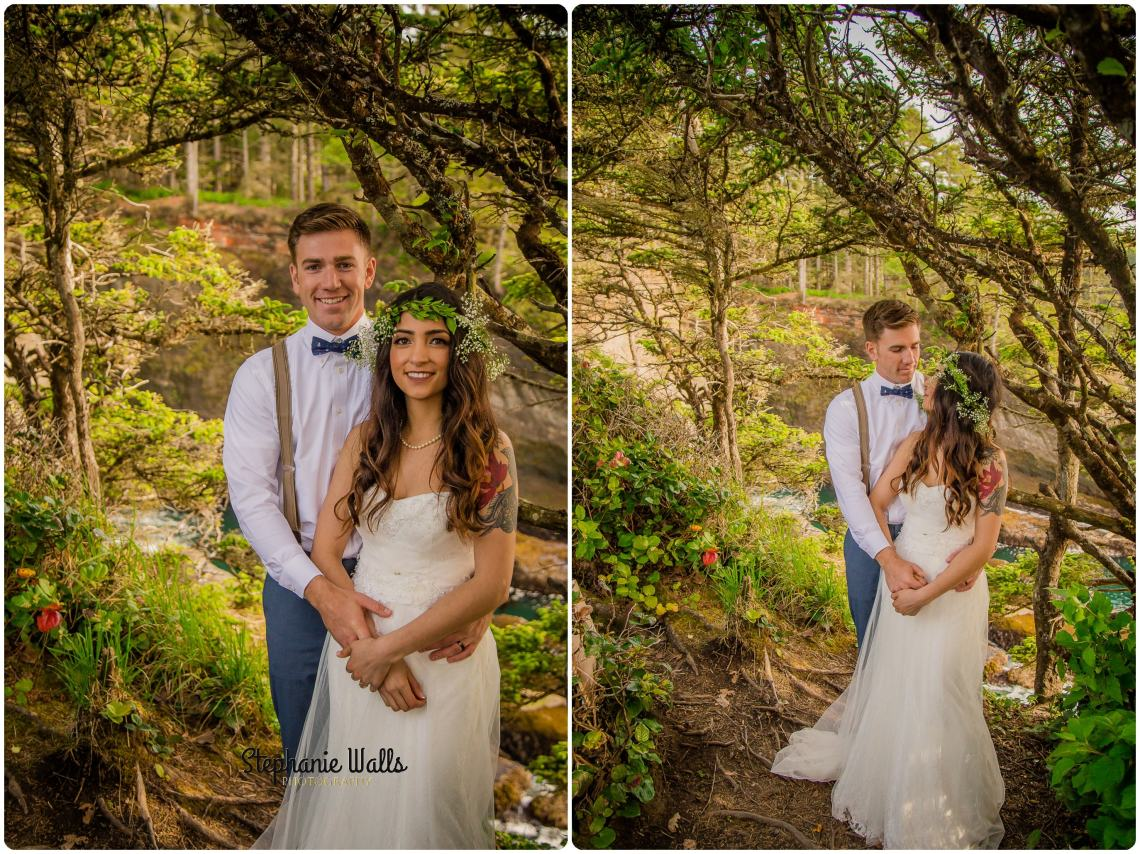 belfour 360 INTIMATE CLIFFSIDE ELOPEMENT | CAPE FLATTERY NEAH BAY | STEPHANIE WALLS PHOTOGRAPHY
