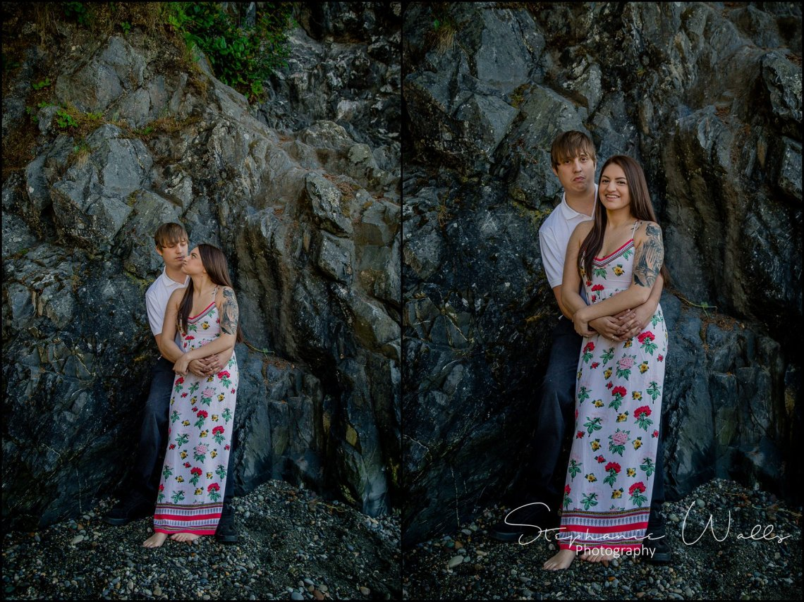 Nataly Marty015 IN A GALAXY FAR FAR AWAY   NATALY & MARTY   DECEPTION PASS ENGAGEMENT SESSION
