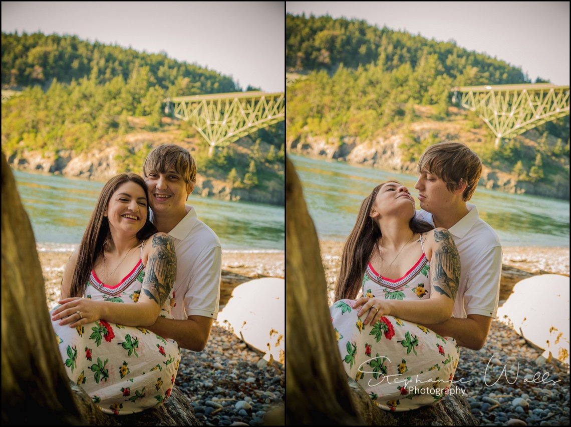 Nataly Marty038 IN A GALAXY FAR FAR AWAY | NATALY & MARTY | DECEPTION PASS ENGAGEMENT SESSION
