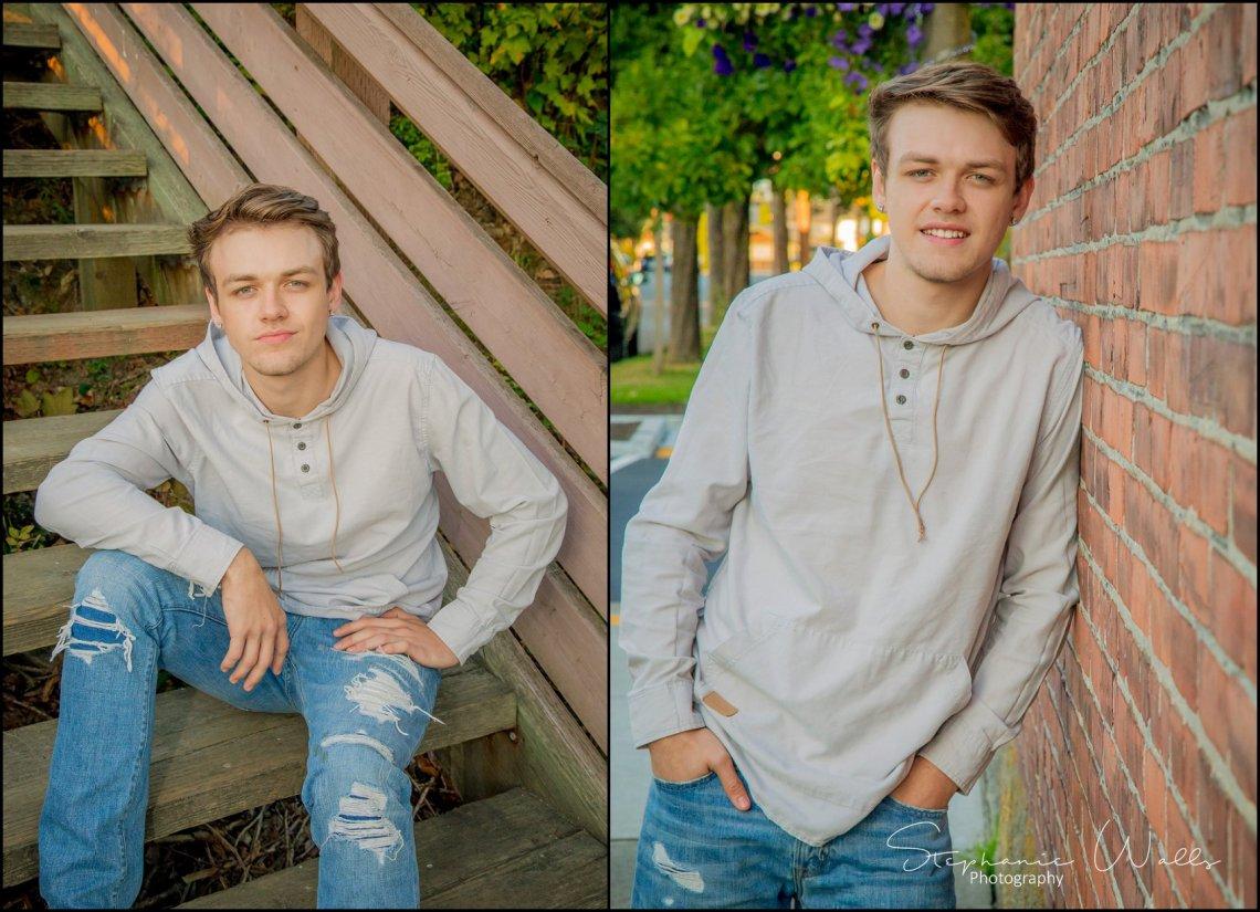 Brodel Cameron 2018 001 Cameron ( Snohomish high school Senior ) | Downtown Snohomish, Wa