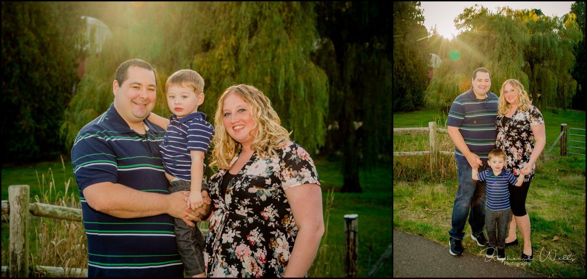 Cort Family 013 Fall Mini Sessions   Snohomish Portrait Photographer   Stephanie Walls Photography