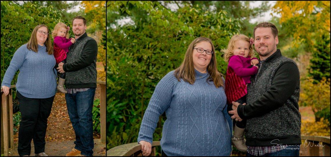 Gunderman Family 005 Rainy Day Family Session | Evergreen Arboretum & Gardens | Everett Family Portrait Photographer