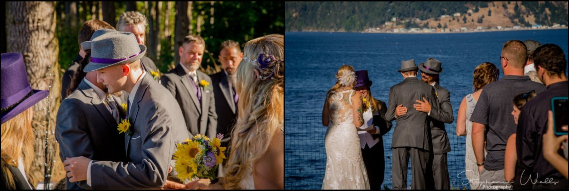 Everist Wedding 154 Patti & Bobbys | Troll Haven Castle & Bandy Farms | Sequim, Wa Wedding Photographer