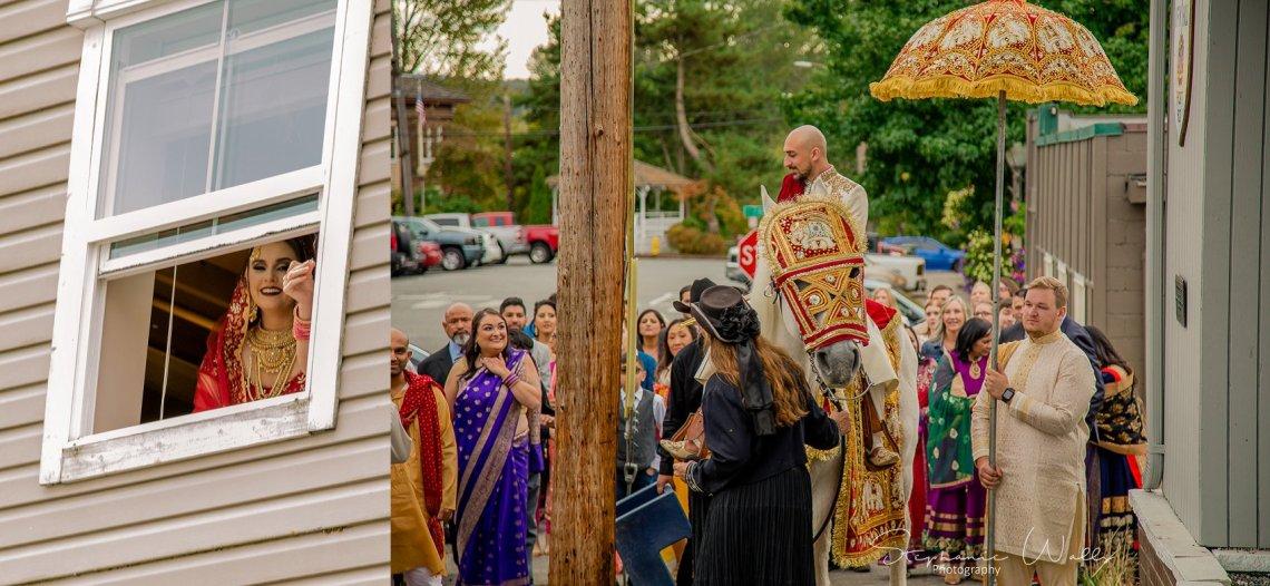 Kaushik 082 Snohomish Fusion Indian Wedding With Megan and Mo