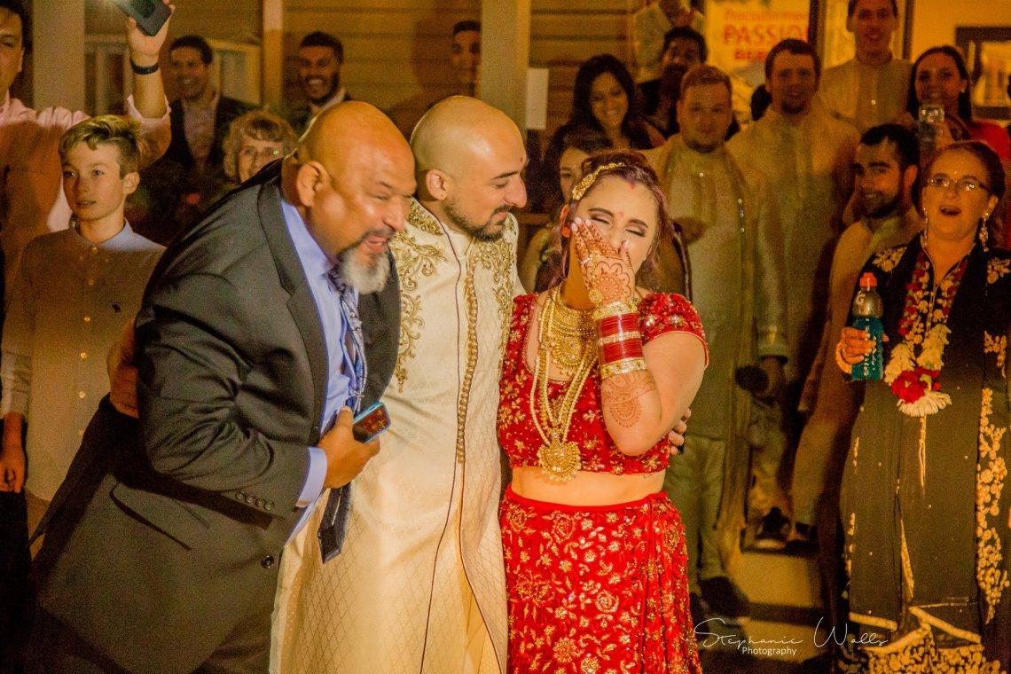 Kaushik 176 Snohomish Fusion Indian Wedding With Megan and Mo