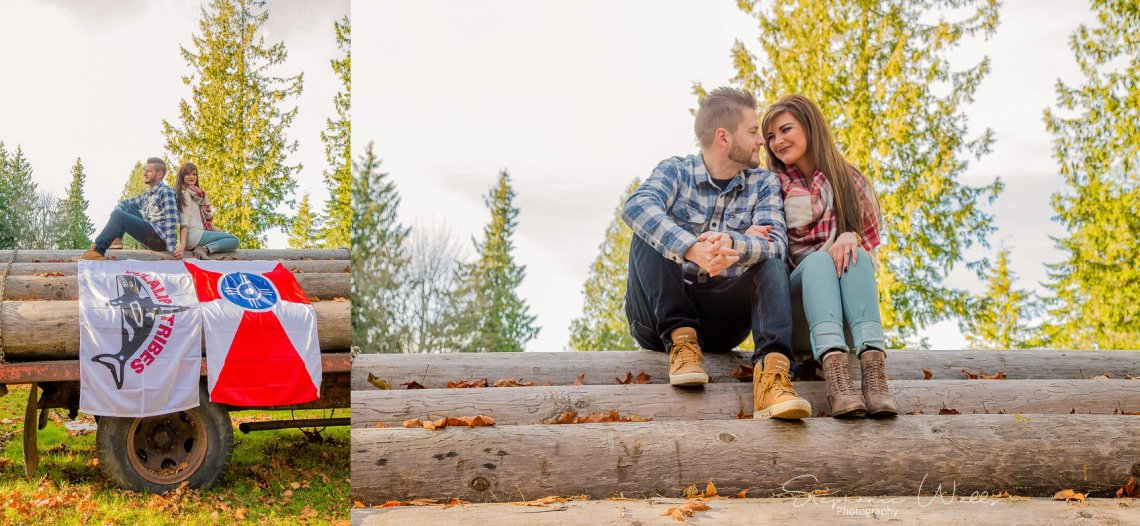 Miller Engagement 061 1 Making our own Tribe | The  Lookout Lodge Engagement Session | Snohomish WA Wedding Photographer