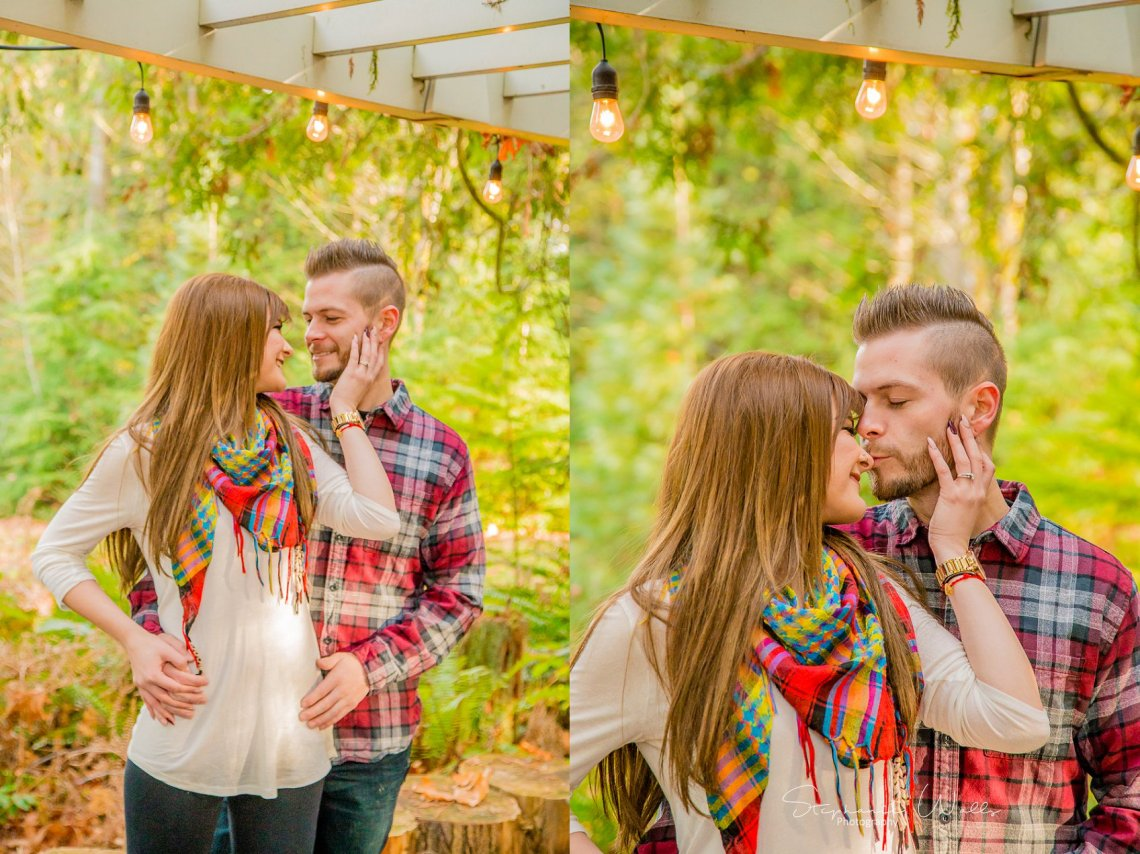 Miller Engagement 102 2 Making our own Tribe | The  Lookout Lodge Engagement Session | Snohomish WA Wedding Photographer
