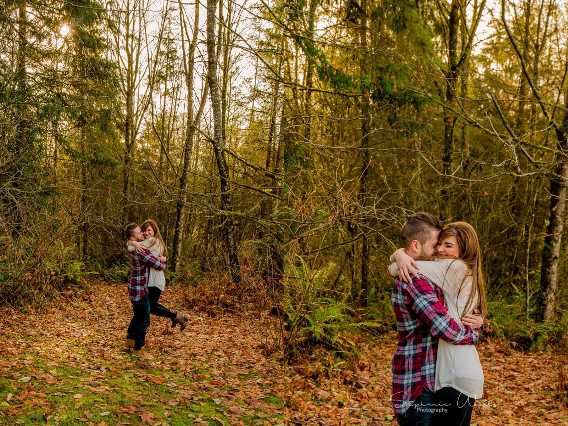 Miller Engagement 114 Making our own Tribe | The  Lookout Lodge Engagement Session | Snohomish WA Wedding Photographer