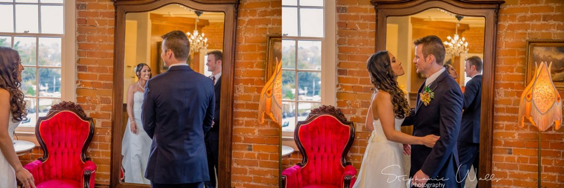 1st look Bridals 013 KK & Zack | Hollywood Schoolhouse Wedding | Woodinville, Wa Wedding Photographer