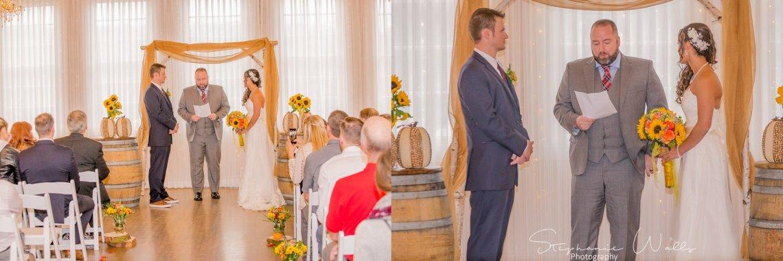Ceremony 053 KK & Zack | Hollywood Schoolhouse Wedding | Woodinville, Wa Wedding Photographer