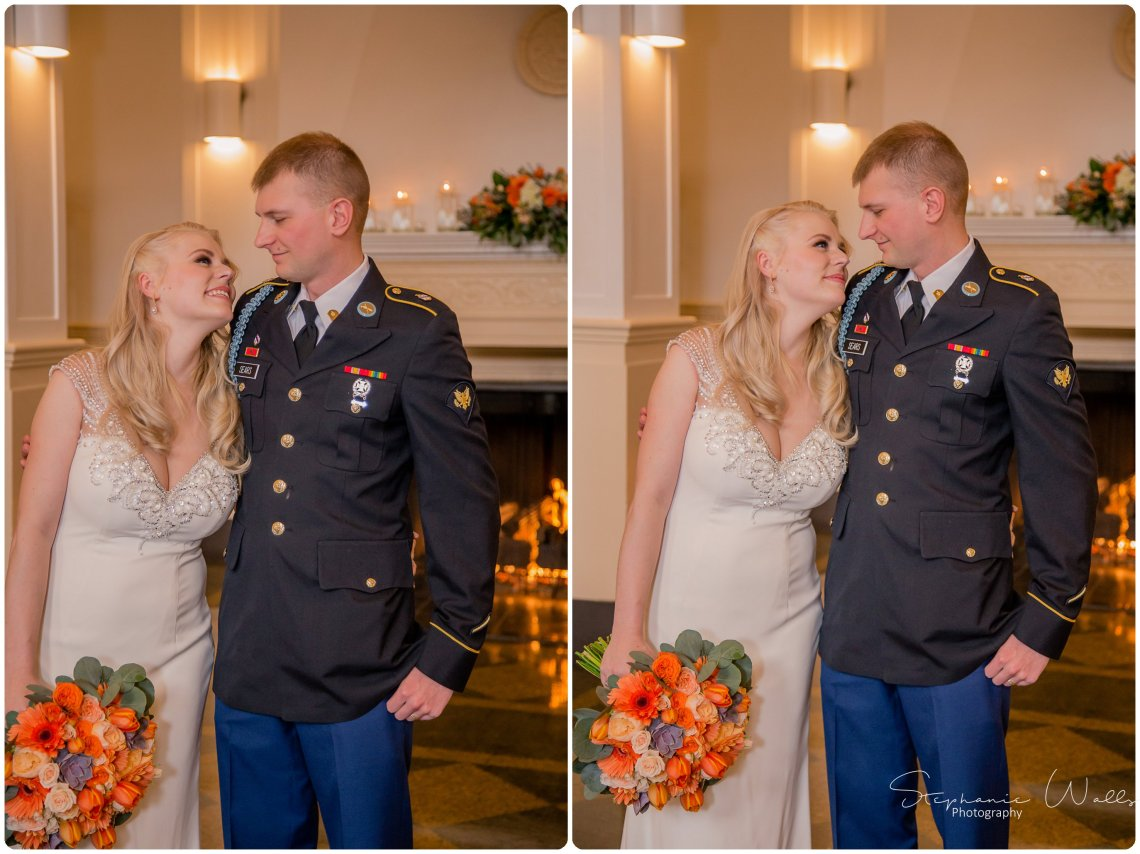 Sears Wedding Party Bridals 039 The Hero & The Starlet | Monte Cristo Ballroom | Stephanie Walls Photography Weddings
