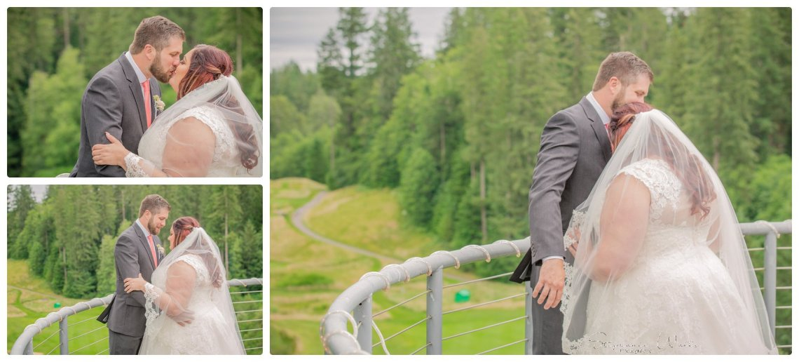 1st look Bridals 030 Gold Mountain Golf Course Wedding With Jenn and Rob