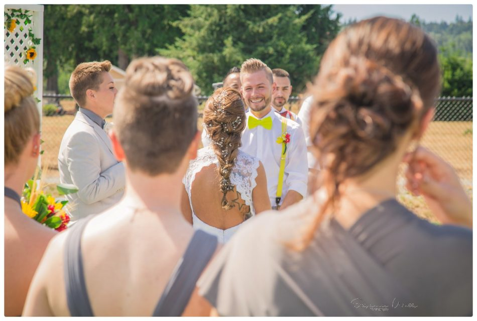 Ceremony 172 950x639 A TRIBE OF OUR OWN|BACKYARD MARYSVILLE WEDDING | SNOHOMISH WEDDING PHOTOGRAPHER