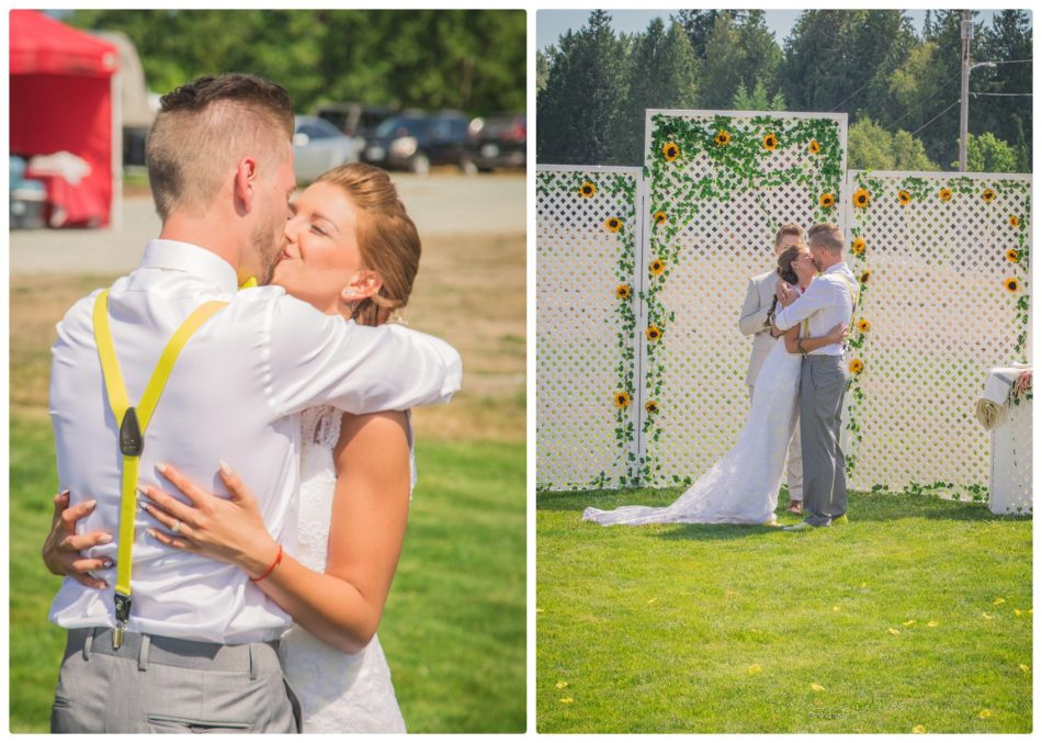 Ceremony 235 950x677 A TRIBE OF OUR OWN|BACKYARD MARYSVILLE WEDDING | SNOHOMISH WEDDING PHOTOGRAPHER