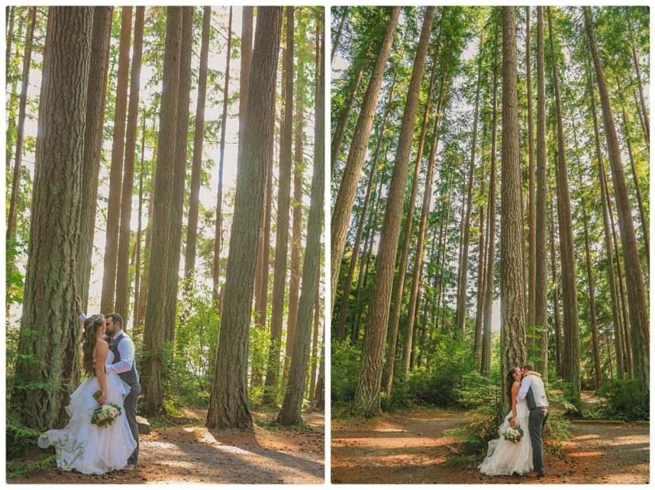 1st Look Bridals 124 936x700 Skys the Limit | Kitsap Memorial State Park | Kitsap Wedding Photographer