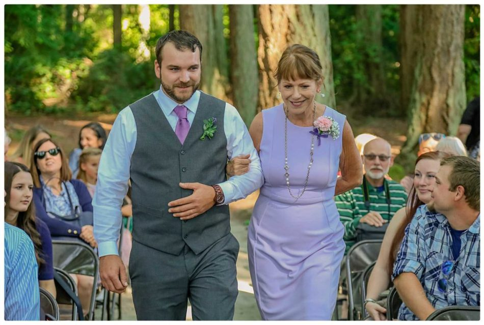 Ceremony 056 950x639 Skys the Limit | Kitsap Memorial State Park | Kitsap Wedding Photographer