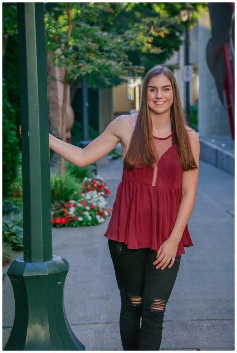 %name Miah Co2019 | Downtown Everett & Marina| Lake Stevens High School Senior Photographer