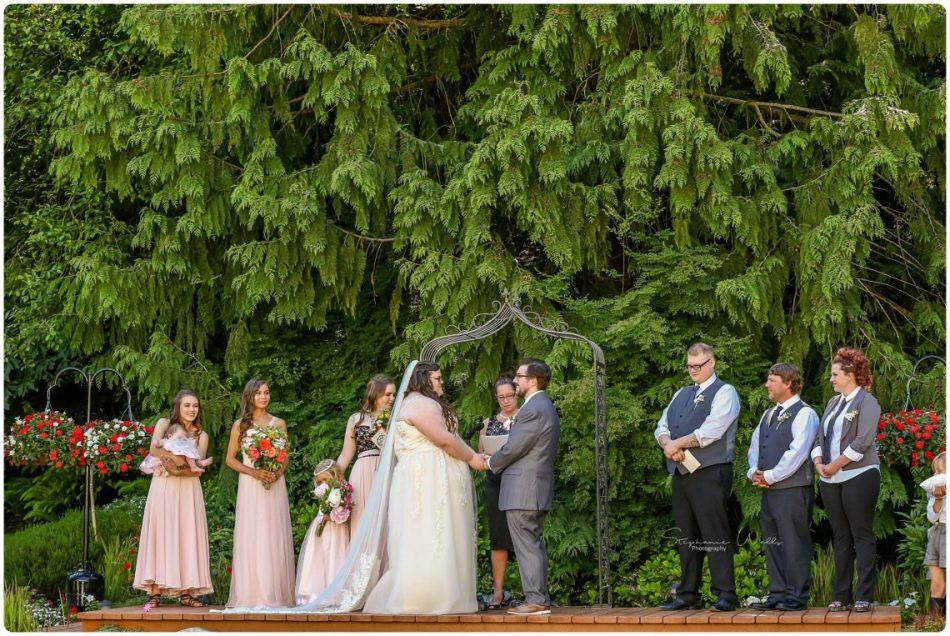 %name Delack Estates Spring Wedding of Samantha and Christopher