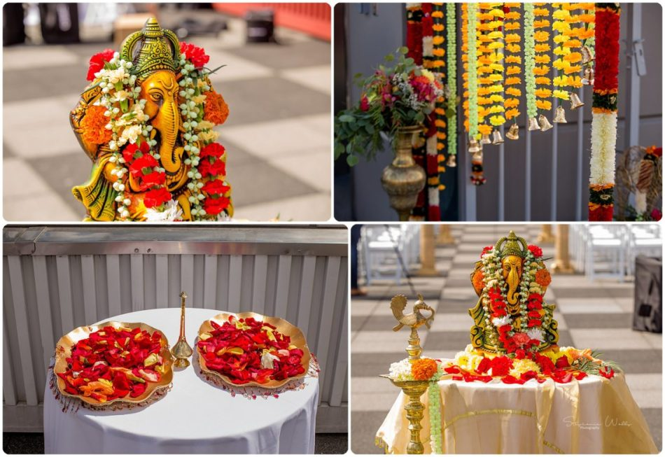 %name Bell Harbor Conference Center Indian Wedding with The Geekis