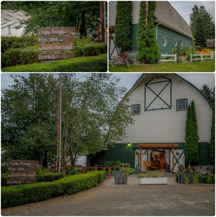 %name Fusion Hindu Bridals at Barn at Holly Farms