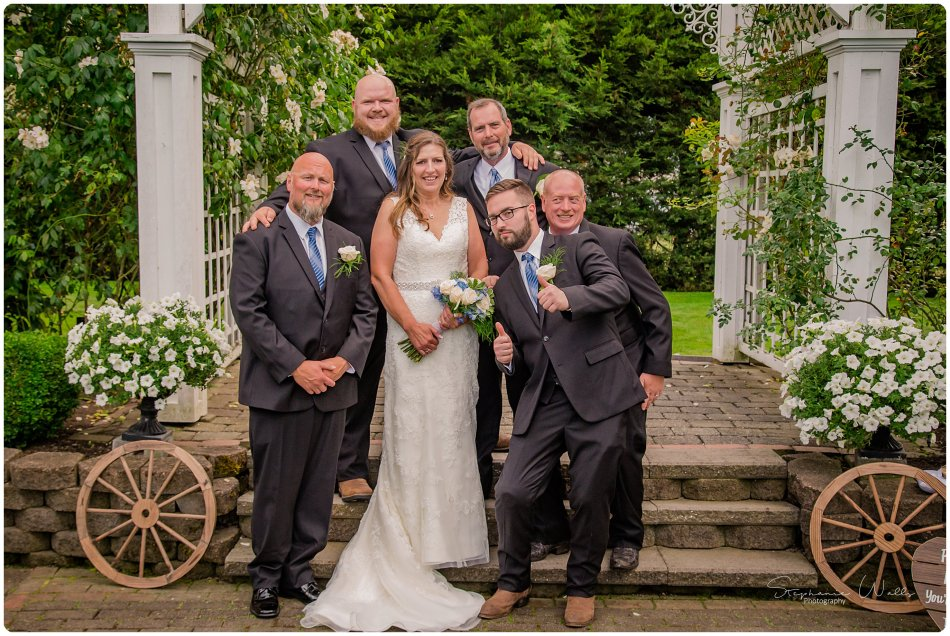 Stephanie Walls Photography 0166 950x636 Genesis Farms and Gardens Wedding of Kelli and Quintin
