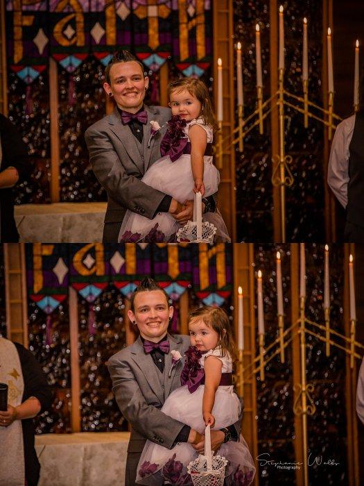 Stephanie Walls Photography 0193 525x700 Wayside United Church of Christ Wedding of Melissa and Melba