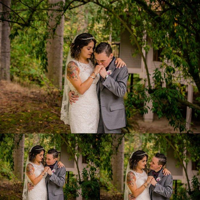 Stephanie Walls Photography 0221 700x700 Wayside United Church of Christ Wedding of Melissa and Melba