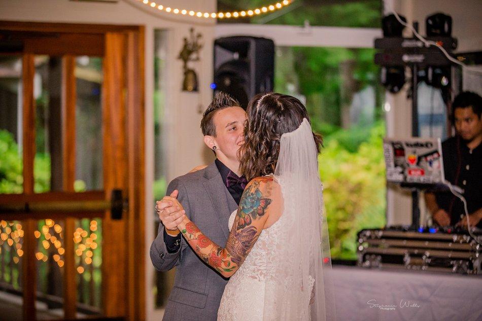 Stephanie Walls Photography 0233 950x633 Wayside United Church of Christ Wedding of Melissa and Melba
