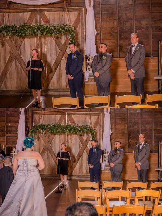 Stephanie Walls Photography 0343 1 525x700 Solstice Barn at Holly Farms Elopement of Ashley and Jordan