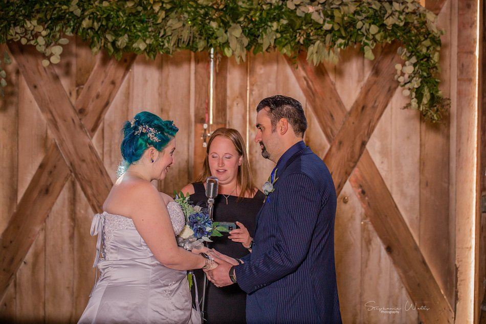 Stephanie Walls Photography 0347 1 950x634 Solstice Barn at Holly Farms Elopement of Ashley and Jordan